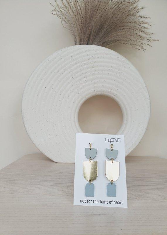 thyCovet TC - Dawn Drop Earrings