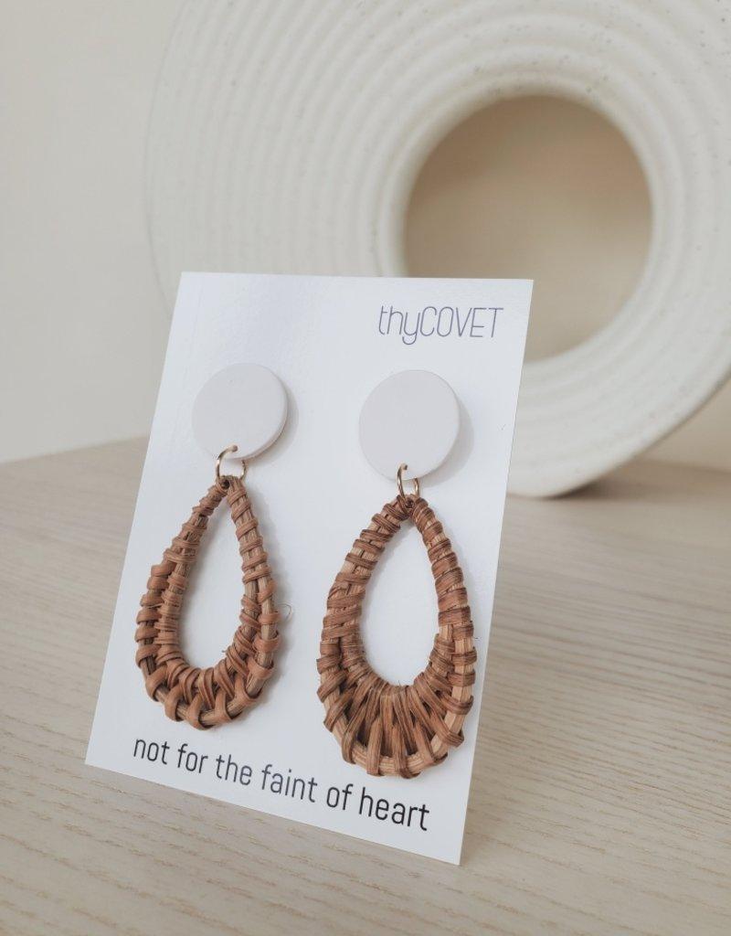 thyCovet TC - Dune Drop Earrings