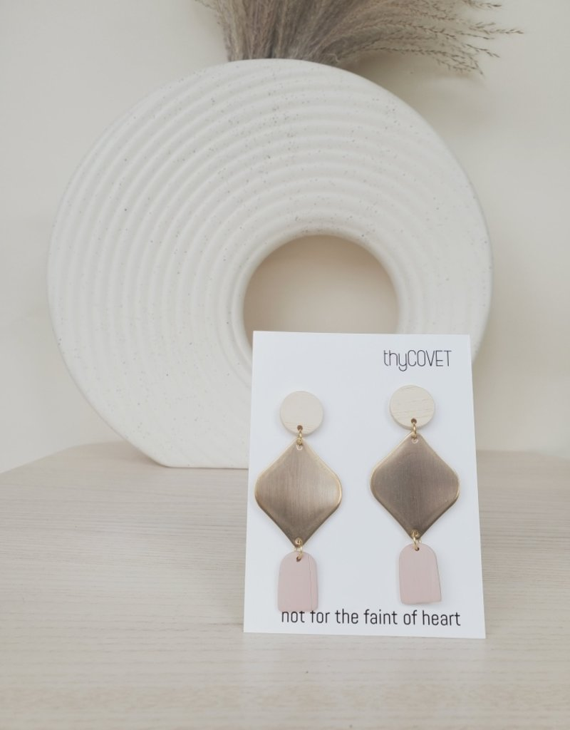 thyCovet TC - Jasmine Drop Earrings