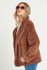 Miles Faux Fur Jacket