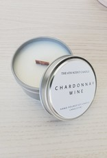 6S - Large Jar/Wood/Chardonnay Wine