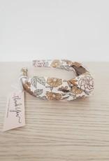 Knotted B KB - Headband