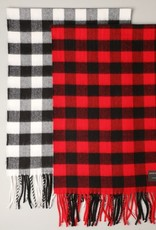 Oliver Check Scarf