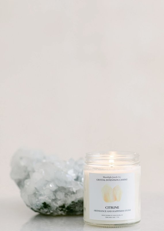 MJC - Citrine Candle