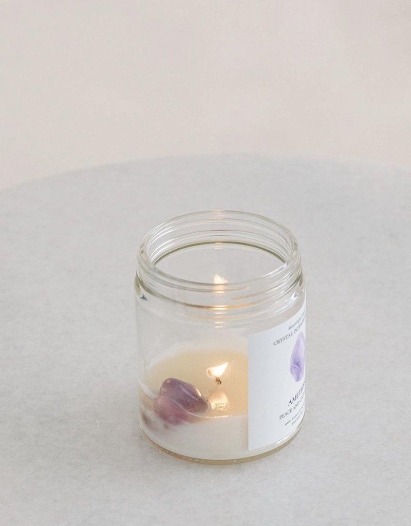 MJC - Amethyst Candle