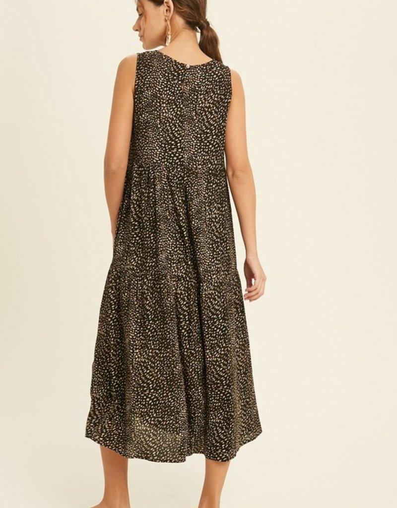 Marigolden Adele Midi Dress