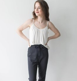 Mindy Nw Cropped String Pants - Length 32