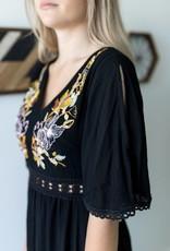 Marigold Maxi Dress
