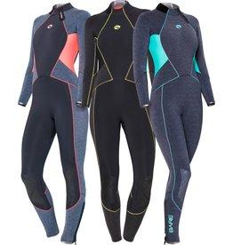BARE 3mm Evoke Full, Womens Wetsuit