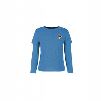 E9 Clothing Kids' B Chestnut Long Sleeve