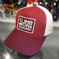 Climb On Logo Trucker Hat
