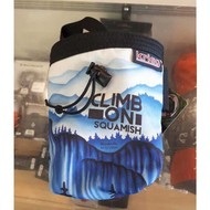 Blue Bluffs Climb On Chalk Bag