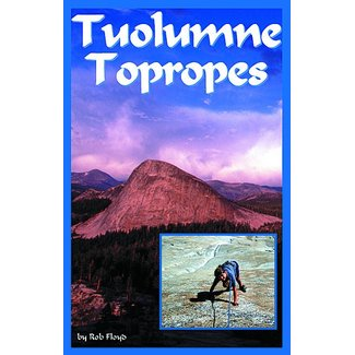 Sharp End Tuolumne Topropes