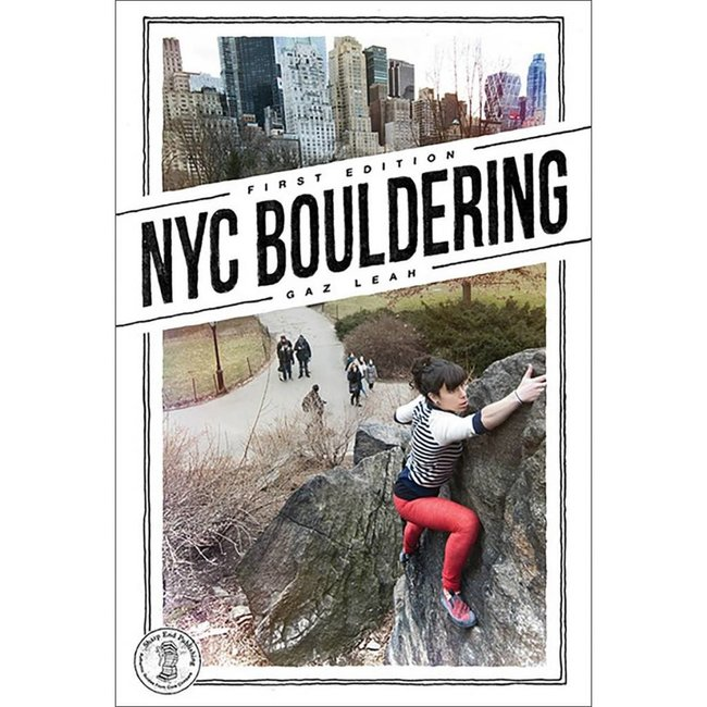 Sharp End NYC Bouldering
