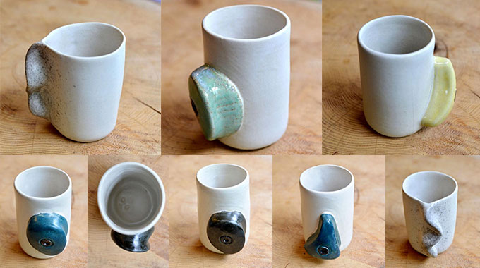 King Stone Ceramic Mugs - Climb On Squamish