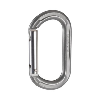 Mammut Wall Micro Oval Straight Gate Carabiner