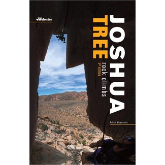 Wolverine Publishing Joshua Tree Rock Climbs - 2018