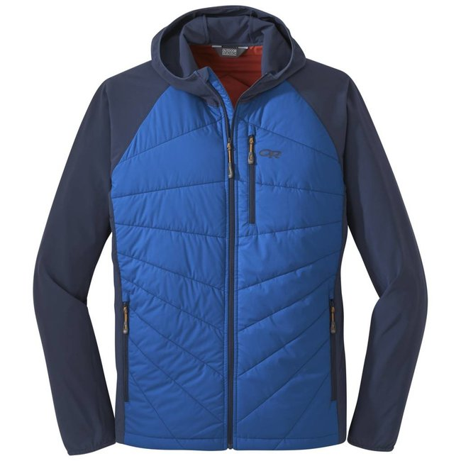 Outdoor Research Men's Refuge Hybrid Hooded Jacket