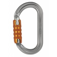 Petzl OK Oval Triact-Lock Carabiner