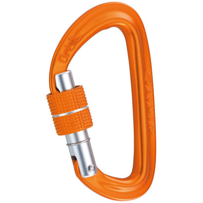 CAMP Orbit Screw-Lock Carabiner