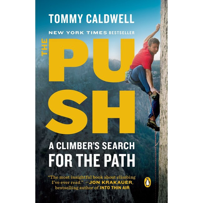 Book Net Canada The Push: Tommy Caldwell - Paperback
