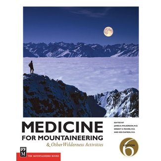Mountaineers Books Medicine for Mountaineering