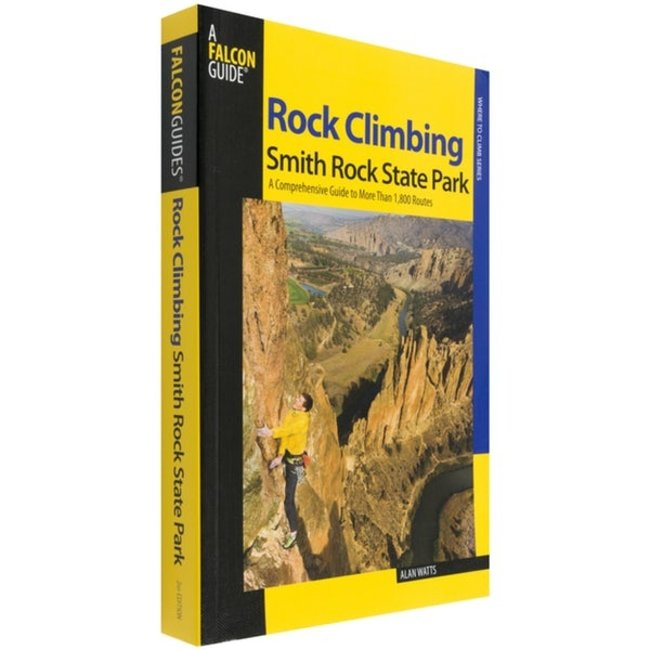 Rock Climbing Smith Rock State Park