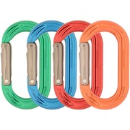 DMM Perfect O Straight Gate Colour 4 Pack