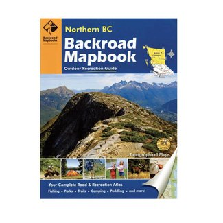 Backroad Mapbooks Northern BC