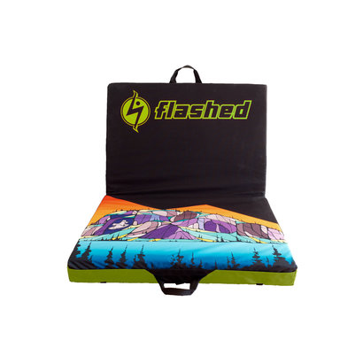 Flashed Drifter Crash Pad - Limited Edition Chief Print