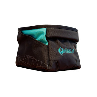 Flashed Top Out Chalk Bag Bucket