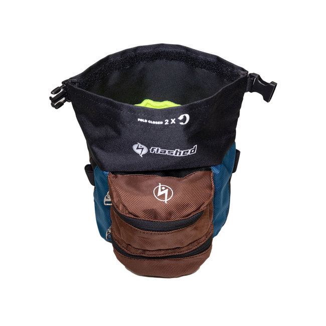 Flashed Billy Bucket Boulder Bag
