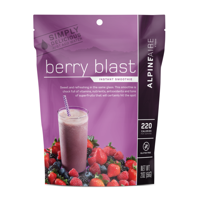 AlpineAire Foods Berry Blast Smoothie