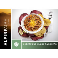 Alpine Aire Foods Cheese Enchilada Ranchero