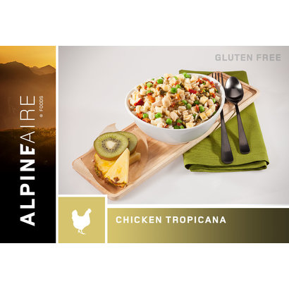AlpineAire Foods Chicken Tropicana
