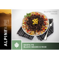 Alpine Aire Foods Santa Fe Black Beans & Rice