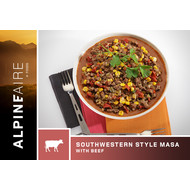 AlpineAire Foods Southwestern Style Masa with Beef