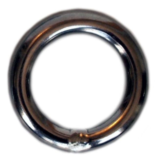 Grandwall Equipment Stainless Steel 10mm Rap Ring