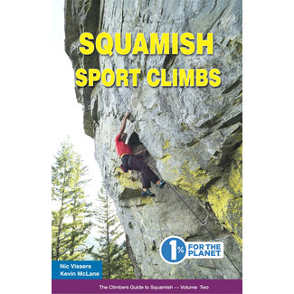 Squamish Sport Climbs
