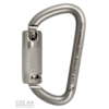 Rock Exotica Rock D Stainless ANSI Carabiner