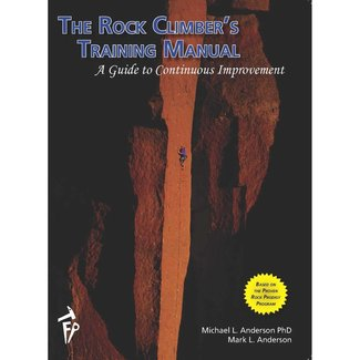 Fixed Pin Publishing The Rock Climber's Training Manual