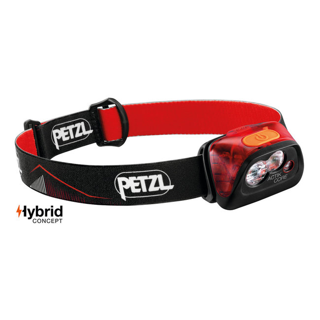 Petzl ACTIK® Core 450 Lumens Headlamp