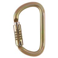 Petzl Vulcan Steel Carabiner Triact-Lock