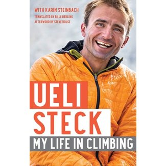Mountaineers Books Ueli Steck: My Life in Climbing