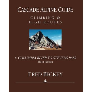 Mountaineers Books Cascade Alpine Guide, Volume 1