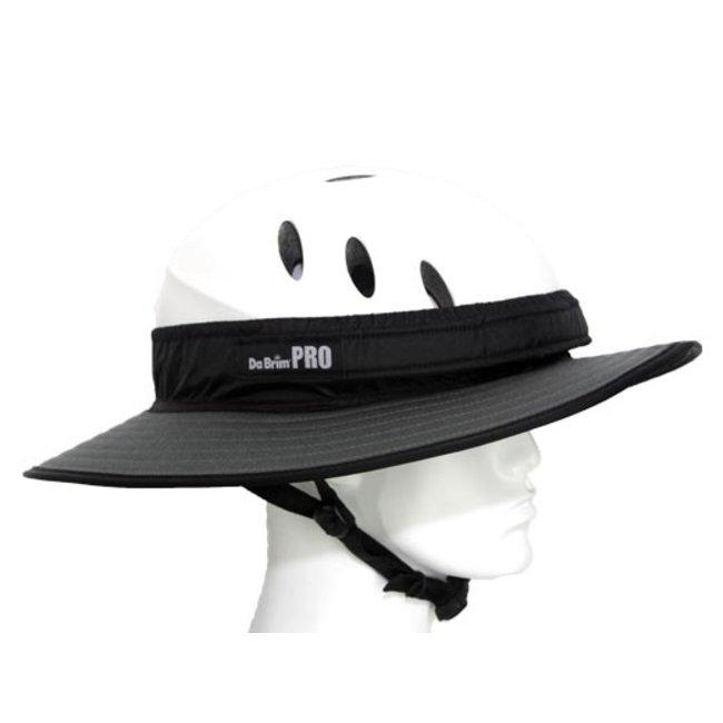 Da Brim Pro Tech Helmet Brim Gray