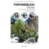 Mountaineers Books Fontainebleau Climbs, 2nd Edition