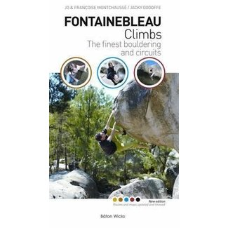 Fontainebleau Climbs, 2nd Edition
