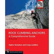 Mountaineers Books Rock Climbing Anchors, 2nd Edition