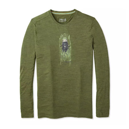 Smartwool Merino Sport 150 Old Man Winter Long Sleeve Tee